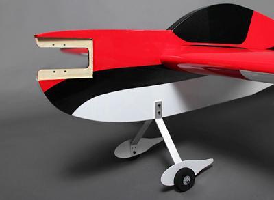 Edge 540 Profile 3d 20cc Gas Airplane 1659mm Arf Rcms