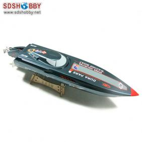 NTN600 Racing Boat/ Electric Brushless RC Boat Fiberglass with 2858 KV2881 Motor with Water Cooling, 50A ESC with BEC
