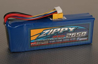 ZIPPY Flightmax 2650mAh 5S1P 40C