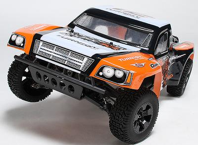 Turnigy Trooper SCT-X4 1/10 4x4 Nitro Short Course Truck (RTR)
