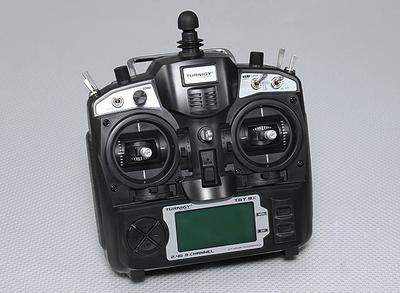 Turnigy 9X 9Ch Transmitter without Module (Mode 2) (v2 Firmware)