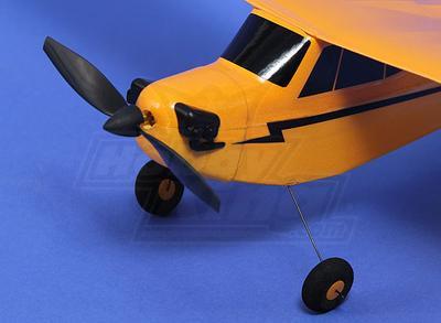 Hobbyking Micro J3 Cub 450mm W Tx Lipo Prop Rtf Rcms Review