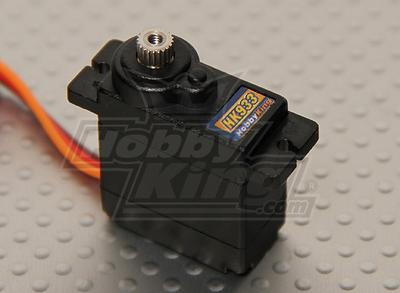 HobbyKing HK-933MG Digital MG Servo 2.0kg/ 12g/ 0.10sec