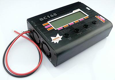 AOK BC168 1-6S 8A 200W Super Speed Balance Charger/Discharger