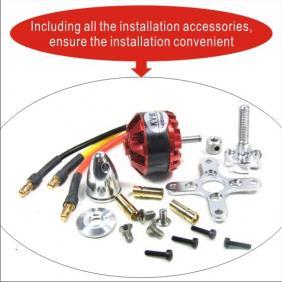 C Series Outrunner Brushless Motor C2822-1400KV | RCModelScout