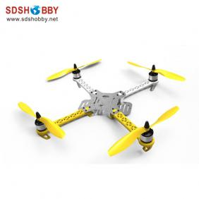 Bracket/ Frame Mount for ST360 Quadcopter/ Four-axis Flyer with 4pcs 8045 Propellers