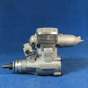 ASP 2 Stroke S61AII Nitro Engine for RC Airplane | RCMS Review