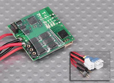 Dual Brushless ESC for Micro Heli (suits FBL100, MCPX, Solo Pro 100 etc..)