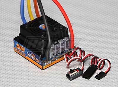 Hobby King 80A Sensored/Sensorless Car ESC (1:8/1:5)