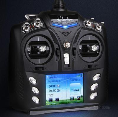 WALKERA DEVO 6S  2.4G 6-Channel DSSS Radio System W/RX601