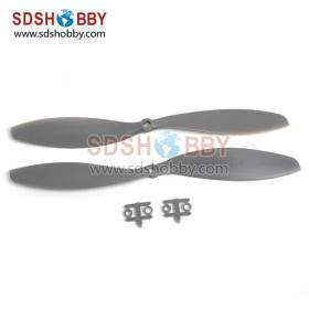 One Pair* USA Original Authentic APC 1038 10x3.8 10*3.8 Nylon Positive and in Reverse Propeller for Multicopter