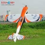 71in 26% Extra330SC 30CC RC Gasoline Airplane /Petrol Airplane ARF (Gasoline and Electric) - Orange/White Color