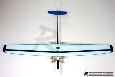4 Channel RC EP 1.5M AG4XXXX Leger + Soaring Thermo DLG Glider