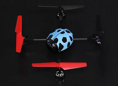Mini Beetle Quadcopter RTF (Mode 1)
